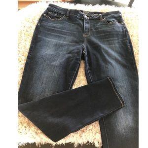 New York & Company Curvy  Legging Skinny Jeans
